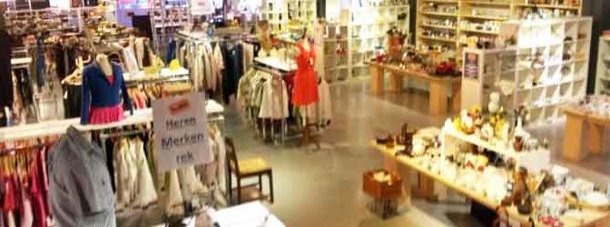 Kringloopwinkels Zondag Open