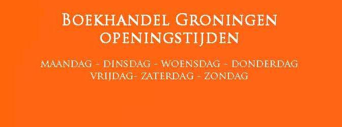 Boekhandel Groningen Openingstijden
