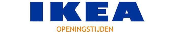 IKEA Zondag Open Koopzondag Openingstijden