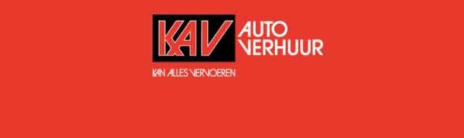KAV Autoverhuur Openingstijden Adressen